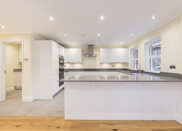 Thumbnail 5 bed flat to rent in Denmark Avenue, London