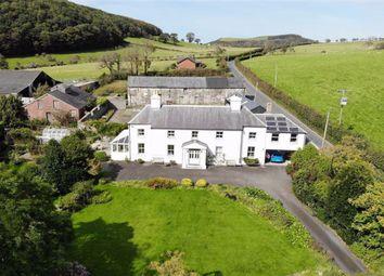 Thumbnail 5 bed farm for sale in Clarach, Aberystwyth, Ceredigion