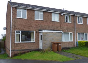 Thumbnail 2 bedroom town house for sale in Lillingstone Close, Markfield