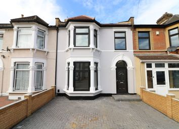 Thumbnail 5 bed terraced house for sale in St. Albans Road, Ilford