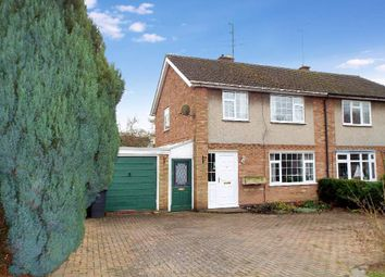 Thumbnail 3 bed semi-detached house for sale in Fulwell Road, Bozeat, Northamptonshire