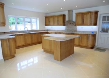 Thumbnail 5 bed detached house to rent in Ashbury Close, Hatfield