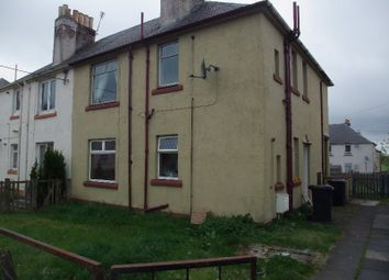 Thumbnail 2 bed flat to rent in Sunnybraes Terrace, Steelend, Fife