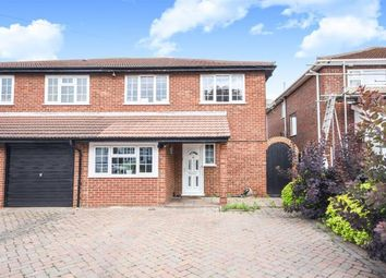 Thumbnail 4 bed semi-detached house for sale in Thorpe Bay, Essex, .
