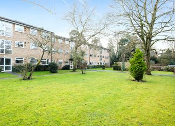 Thumbnail 2 bed flat for sale in Brockley Combe, Weybridge, Surrey