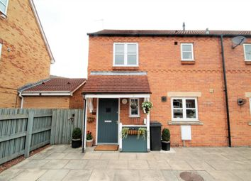 Thumbnail 3 bed end terrace house for sale in Brailsford Crescent, York
