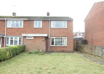 Thumbnail 3 bed semi-detached house for sale in Willow Street, Desford, Leicester