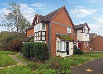 Thumbnail 1 bed terraced house to rent in Nuthatch, Aylesbury, Buckinghamshire