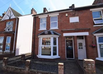 Thumbnail 2 bed end terrace house to rent in Francis Road, Ashford