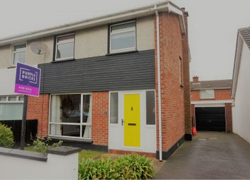 Thumbnail 3 bedroom semi-detached house for sale in Malone Park, Derry / Londonderry