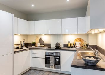 Thumbnail 2 bedroom flat for sale in Corys Road, Rochester