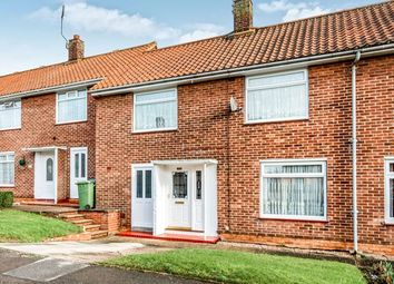 Thumbnail 3 bedroom terraced house for sale in Kent Square, Bridlington