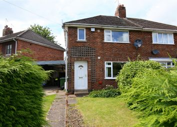 Thumbnail 3 bed semi-detached house for sale in Main Street, Bilton, Rugby