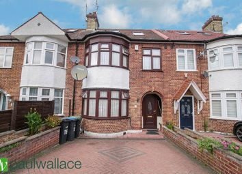 Thumbnail 4 bed terraced house for sale in Weir Hall Gardens, London