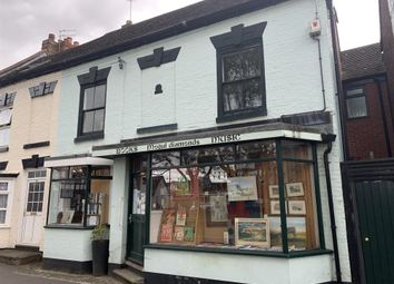 Thumbnail Commercial property for sale in High Street, Albrighton, Wolverhampton