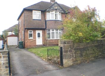 Thumbnail 3 bed semi-detached house to rent in Allerton Road West Yorkshire, Bradford BD8, Bradford,