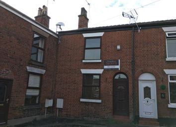 Thumbnail 2 bed terraced house to rent in South Street, Congleton