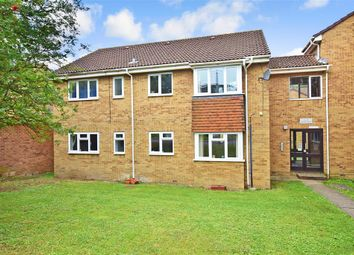 Thumbnail 1 bed flat for sale in Gregory Close, Rainham, Gillingham, Kent