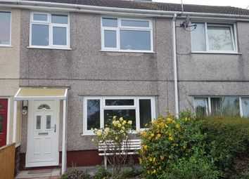 Thumbnail 3 bed terraced house to rent in Maple Close, Gorseinon