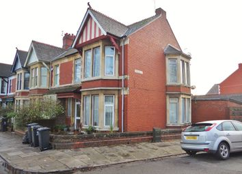 Thumbnail 1 bed flat to rent in Sandringham Road, Penylan, Cardiff