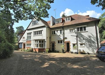 Thumbnail 3 bed flat for sale in Old Woking Road, West Byfleet