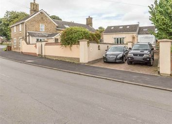 Thumbnail 4 bed detached house for sale in Vicarage Road, Wrawby, Brigg, Lincolnshire