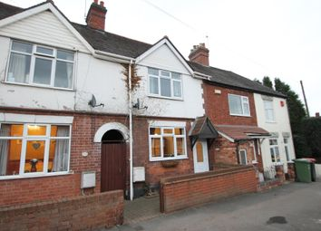 Thumbnail 4 bed terraced house for sale in Watling Street, Dordon, Tamworth