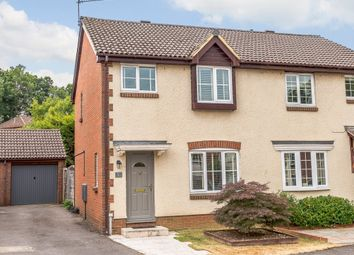 Thumbnail 3 bed semi-detached house for sale in St. Peters Gardens, Wrecclesham, Farnham