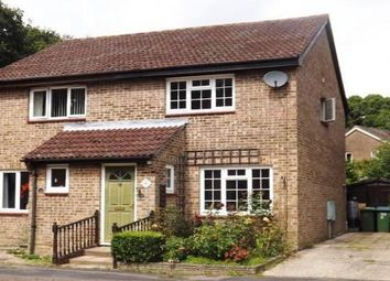 Thumbnail 2 bed end terrace house to rent in The Glade, Fareham