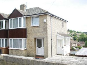 Thumbnail 3 bedroom semi-detached house to rent in 99 Myers Lane, Bradford, Myers Lane, Bradford