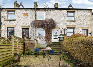 Thumbnail 2 bed terraced house for sale in Gordon Road, Tideswell, Buxton
