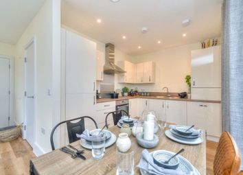 Thumbnail 2 bed flat for sale in Fen Street, Brooklands, Milton Keynes