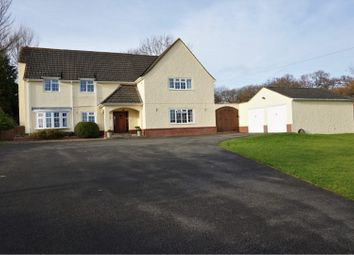 Thumbnail 7 bed detached house for sale in Langstone Lane, Newport