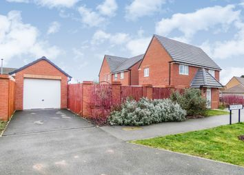 Thumbnail 3 bed detached house for sale in Levett Drive, Thurcroft, Rotherham