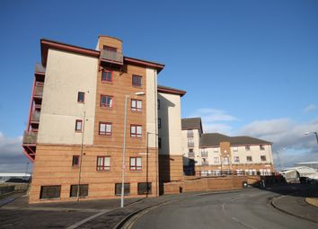 Thumbnail 2 bed flat to rent in Churchill Tower, South Harbour Street, Ayr