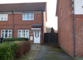 Thumbnail 2 bed end terrace house for sale in Chaffinch Drive, Kingsnorth, Ashford