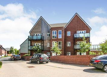Thumbnail 2 bed flat for sale in Patrick Clayton Drive, Ashford