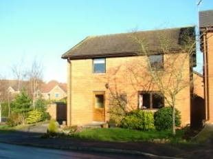 Thumbnail 3 bed detached house to rent in Tudor Way, Brackley