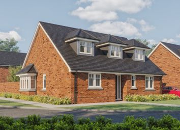 Thumbnail 4 bed bungalow for sale in Burndell Road, Yapton