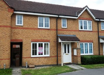 Thumbnail 3 bed town house to rent in Johnson Drive, Scunthorpe
