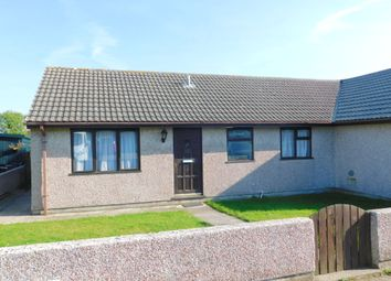 Thumbnail 2 bed semi-detached bungalow for sale in Laity Lane, St. Ives