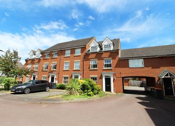 Thumbnail 4 bed town house for sale in Croyland Drive, Bedford