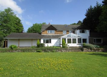 Thumbnail 3 bed detached house for sale in Manchester Road, Chapel-En-Le-Frith, Derbyshire