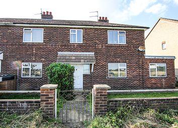 Thumbnail 3 bed semi-detached house for sale in Qua Fen Common, Soham