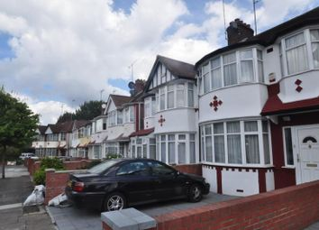 Thumbnail 3 bedroom terraced house to rent in Cleveley Crescent, London