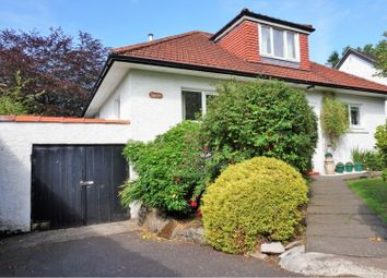 Thumbnail 4 bed detached bungalow for sale in Finlaystone Road, Kilmacolm