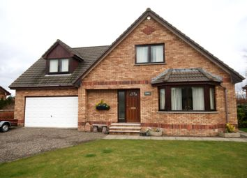Thumbnail 3 bed detached house for sale in 33 School Road, Biggar