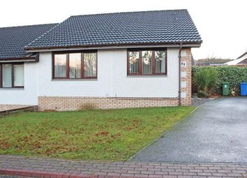 Thumbnail 2 bed semi-detached bungalow to rent in Castlehill Gardens, Inverness