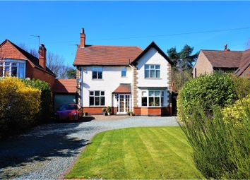 Thumbnail 4 bed detached house for sale in Lichfield Road, Branston, Burton-On-Trent
