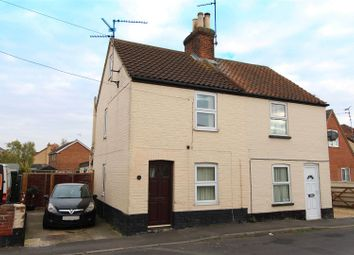 Thumbnail 2 bed semi-detached house for sale in Willoughby Road, Bourne